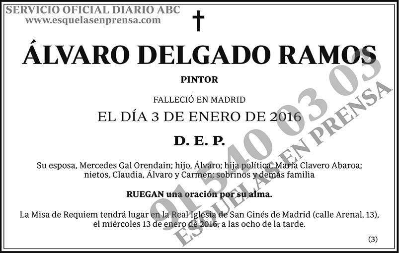Álvaro Delgado Ramos